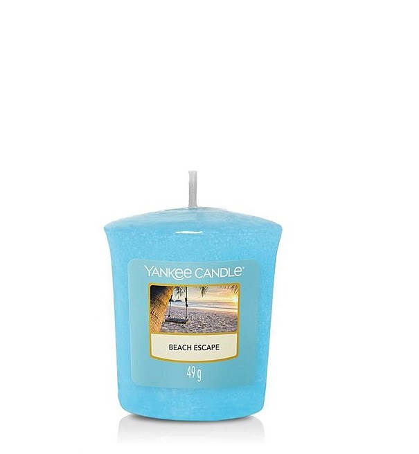 Yankee Candle - BEACH ESCAPE, Sampler