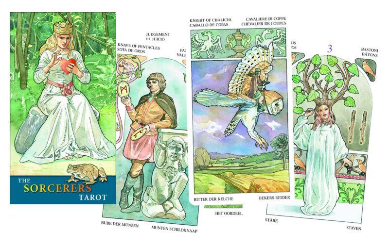 78 carte Tarocchi dei Maghi