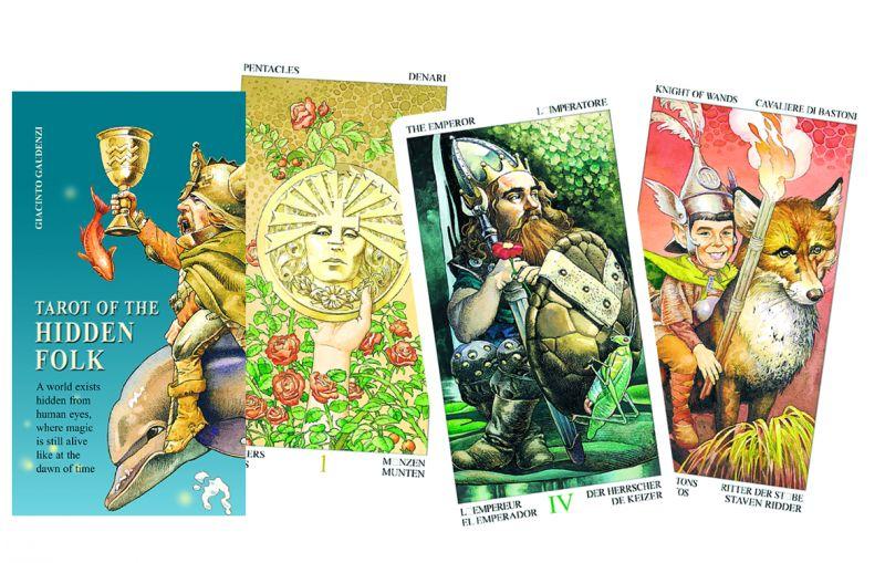 78 carte Tarocchi Incantati