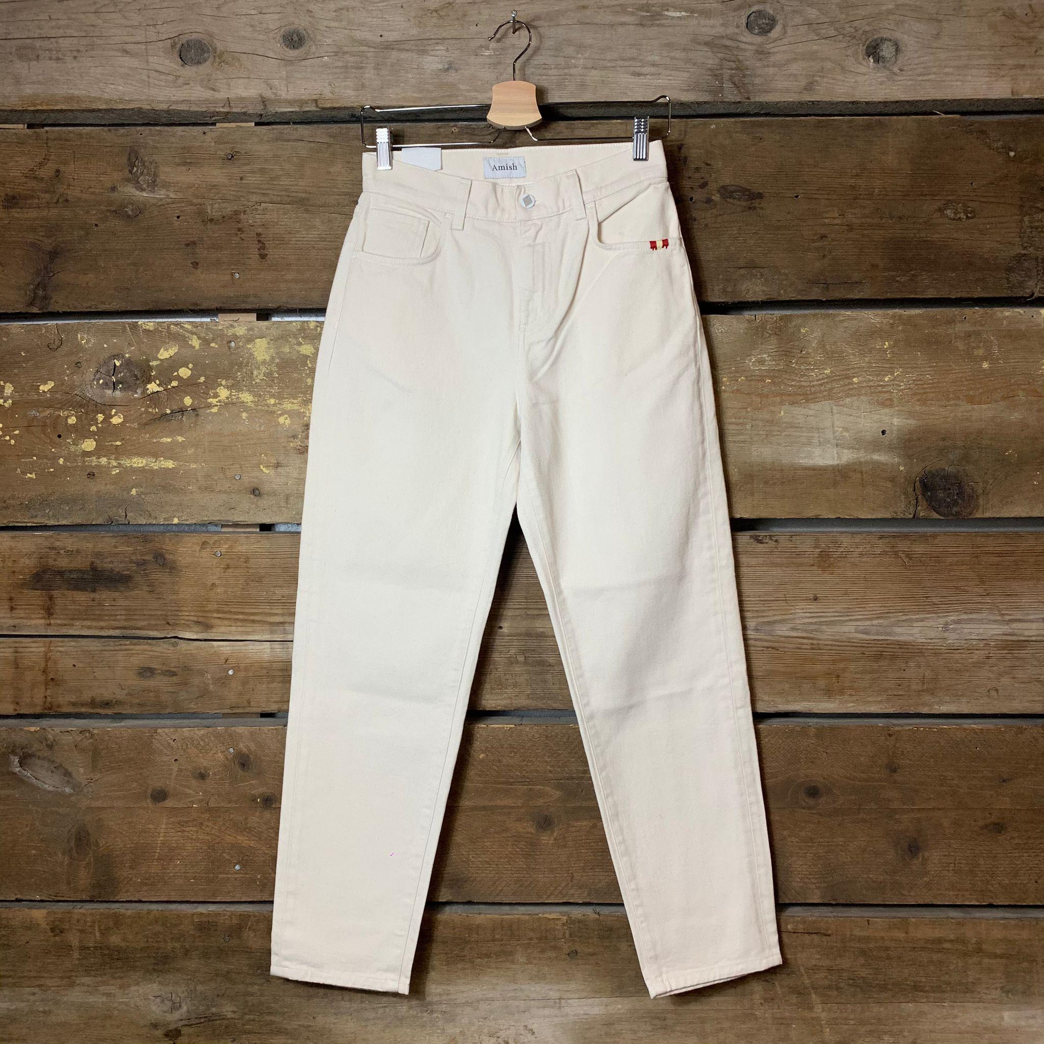 Jeans Amish Supplies Donna Lizzie Ecrù