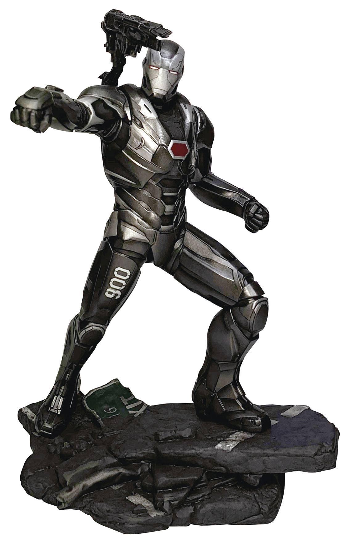 *PREORDER* Avengers Endgame  - Marvel Gallery: WAR MACHINE by Diamond Select