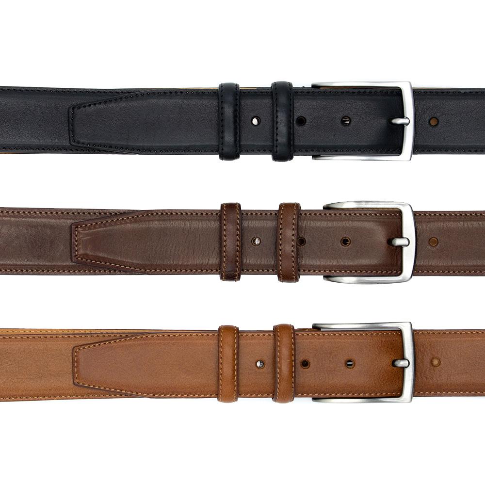 Men's Leather Belt Agnolo
