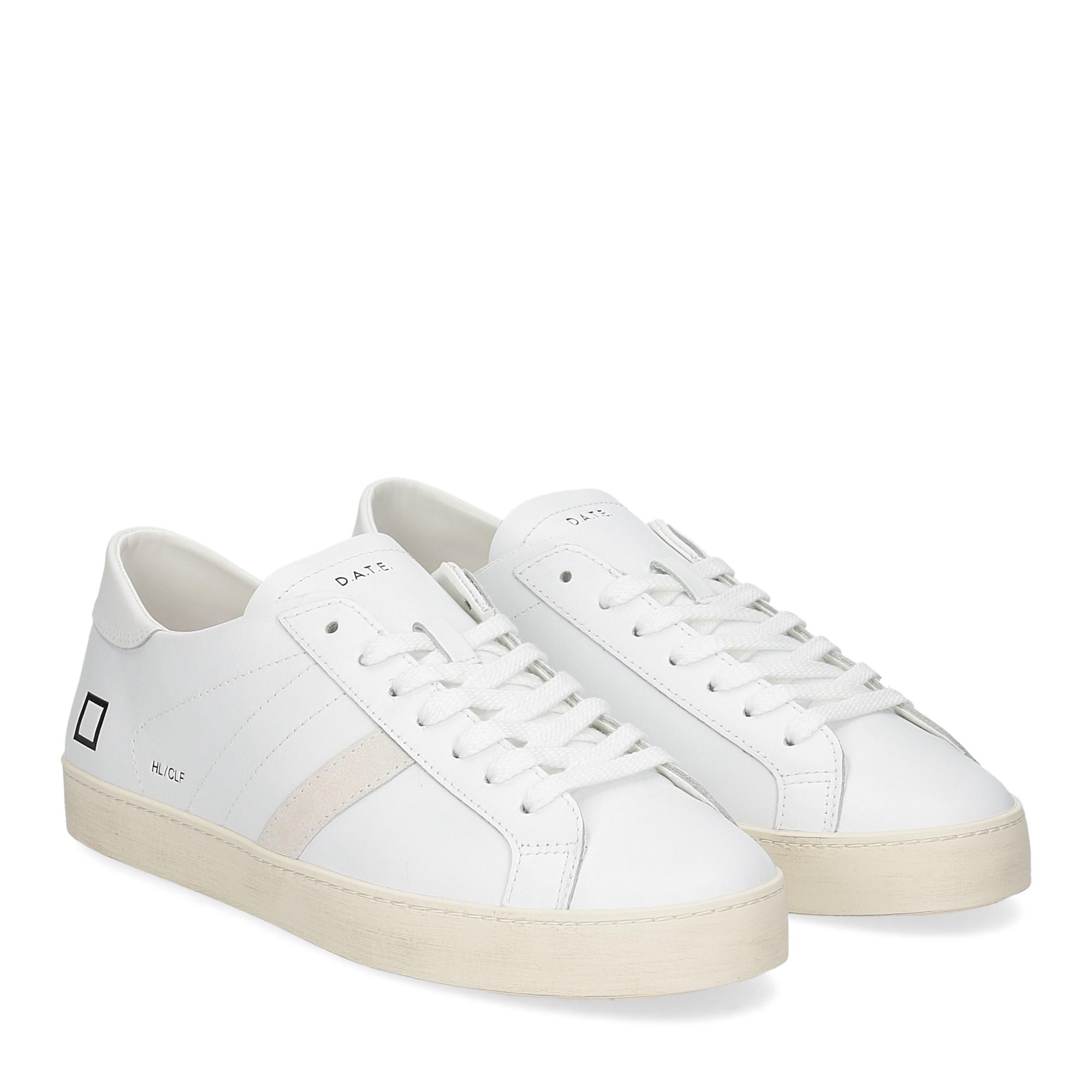 D.A.T.E. Hill low calf white