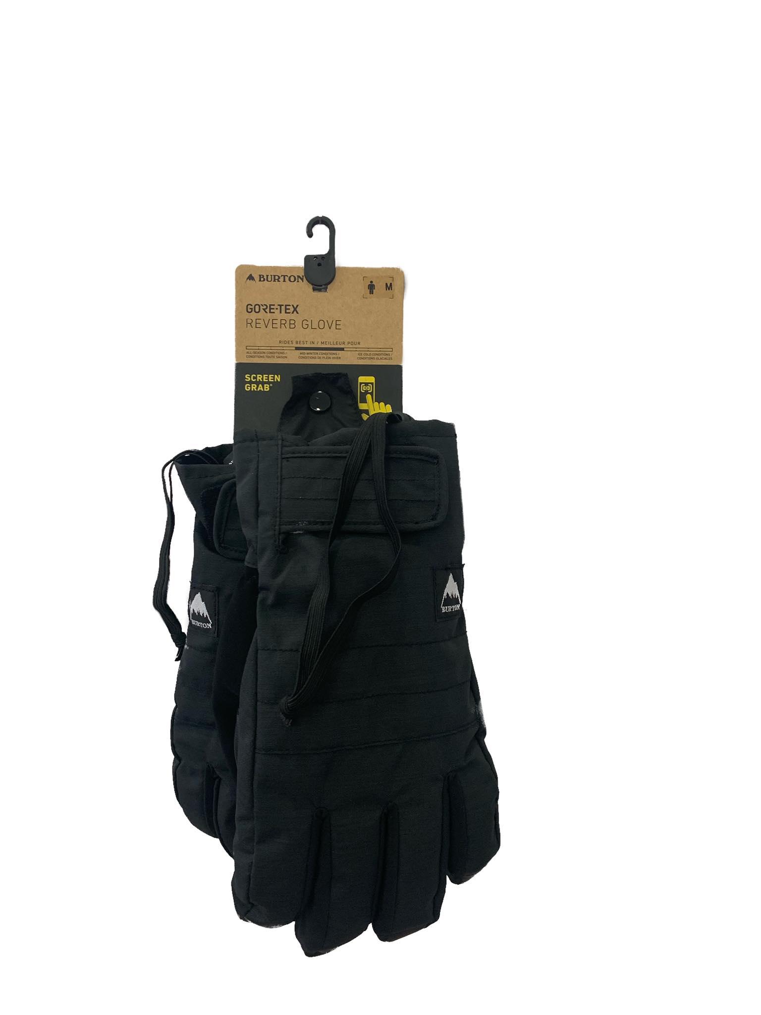 Guanti Burton Reverb Gore Glove True Black
