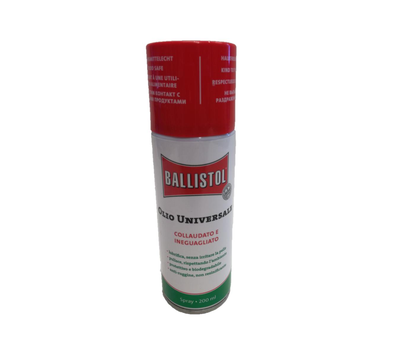 OLIO BALLISTOL UNIVERSALE 200ML