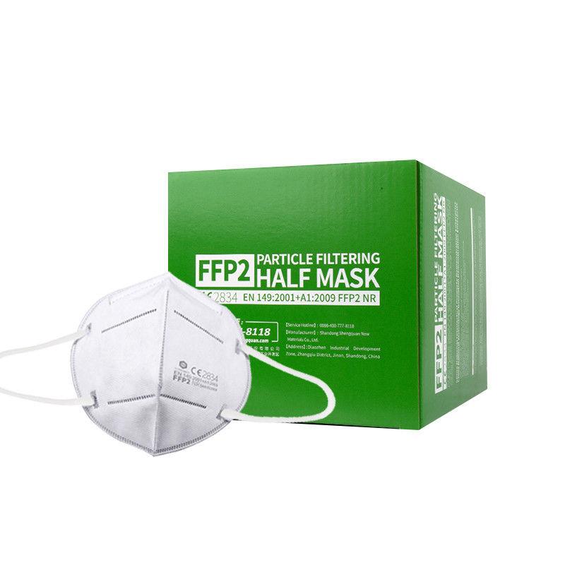 Filtering Half Mask Mascherina FFP2