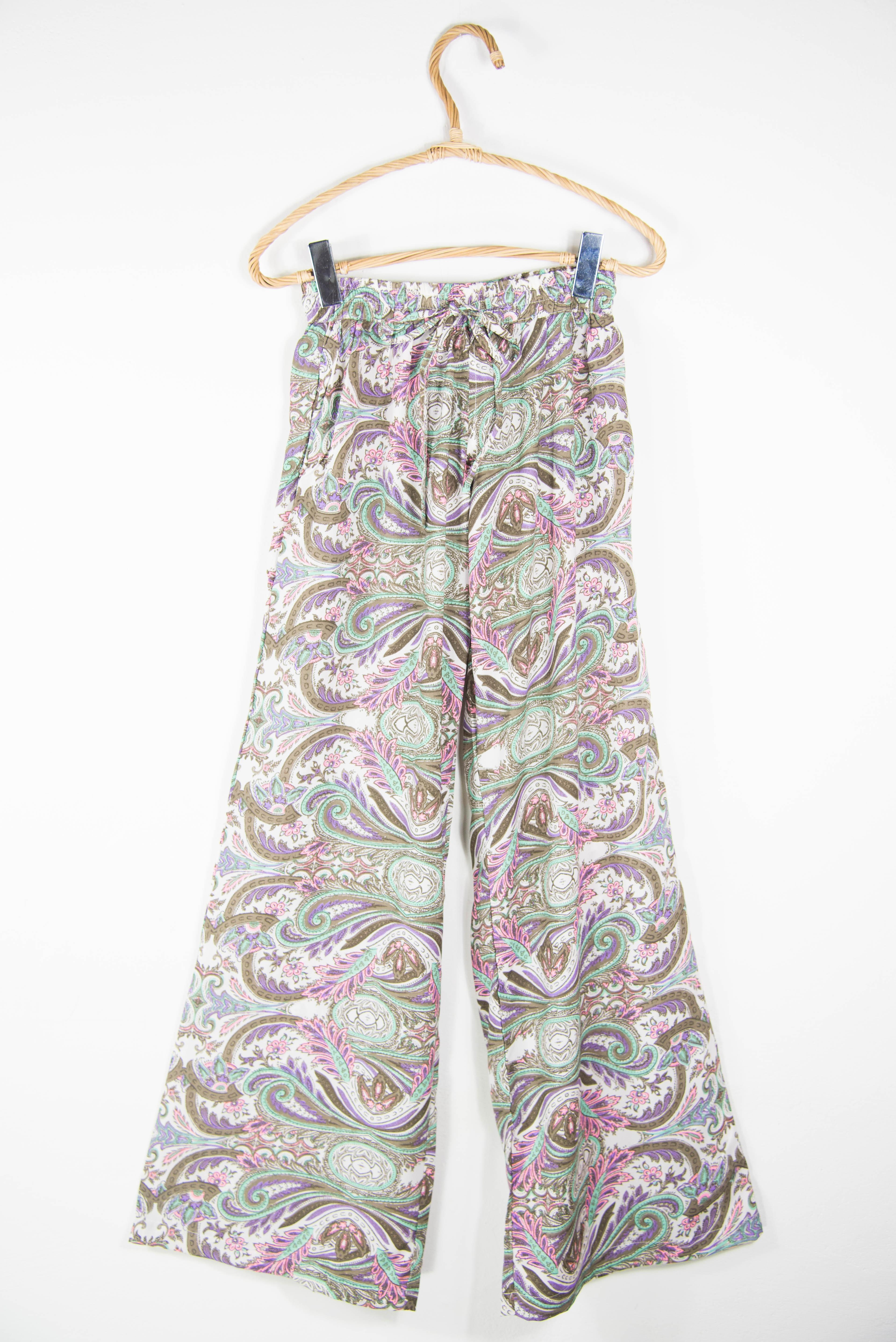 Pantalone estivo lungo. Vendita online pantaloni donna