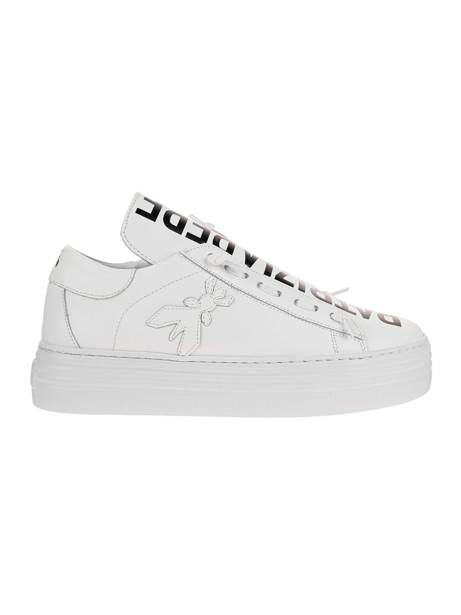 Patrizia Pepe Sneakers Donna Bianca