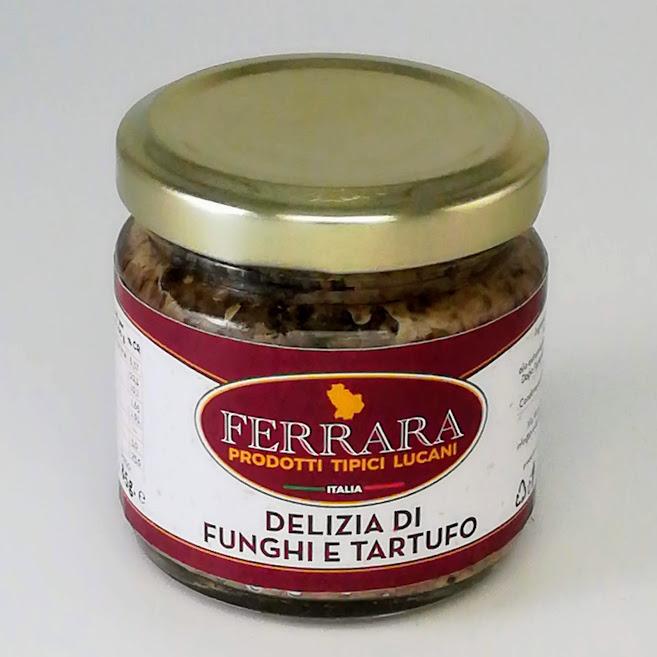 DELIZIA DI FUNGHI  E TARTUFO GR 0,85