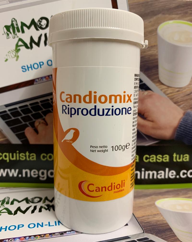 CANDIOMIX RIPRODUZIONE 100gr