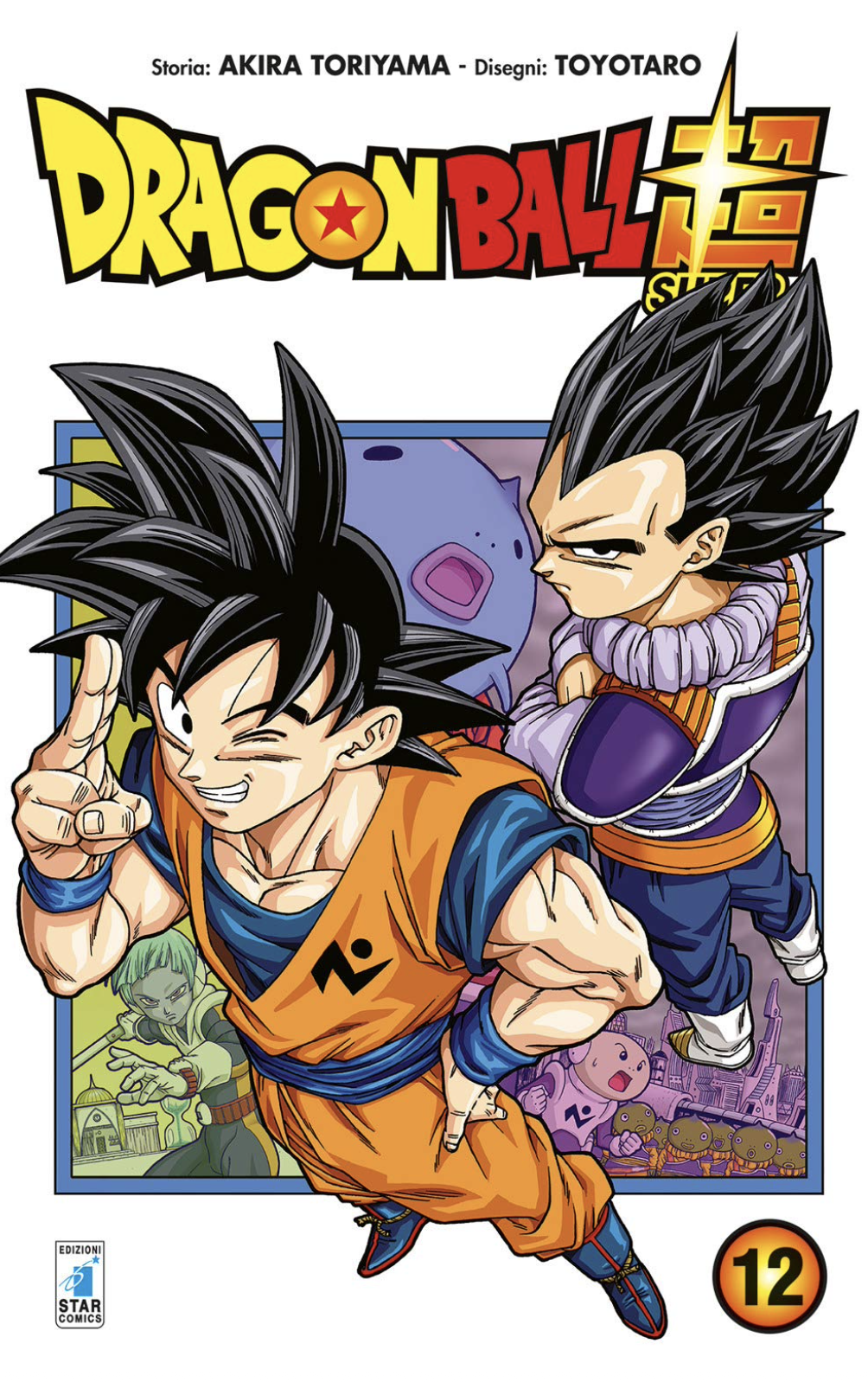 Dragonball Super 12