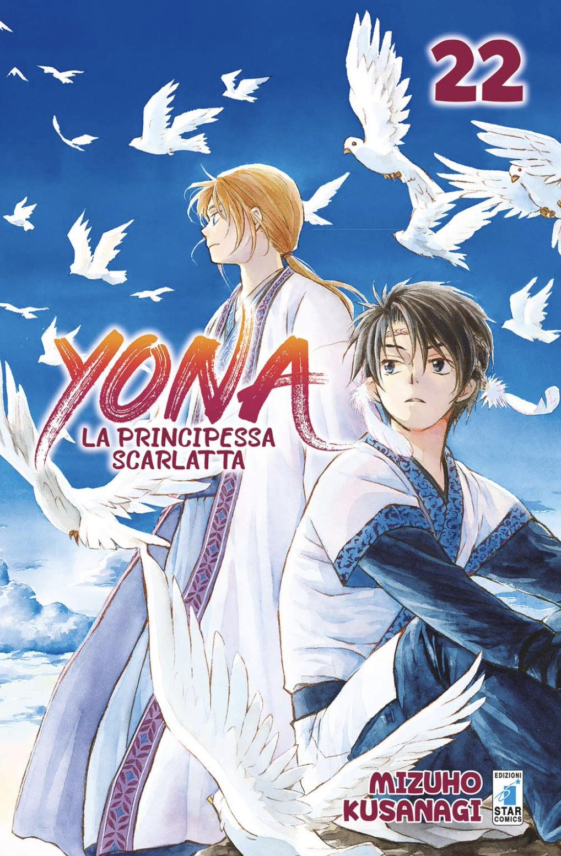 Yona La Principessa Scarlatta 22