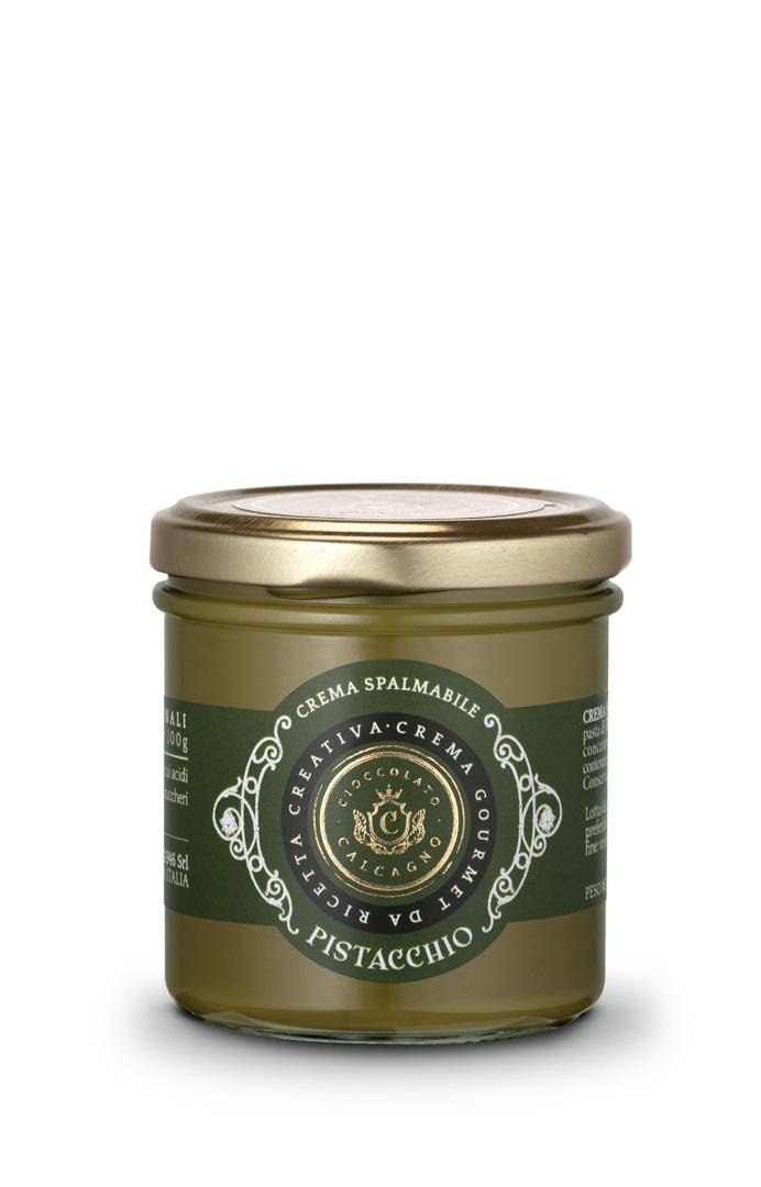 Crema Spalmabile Pistacchio (150g)