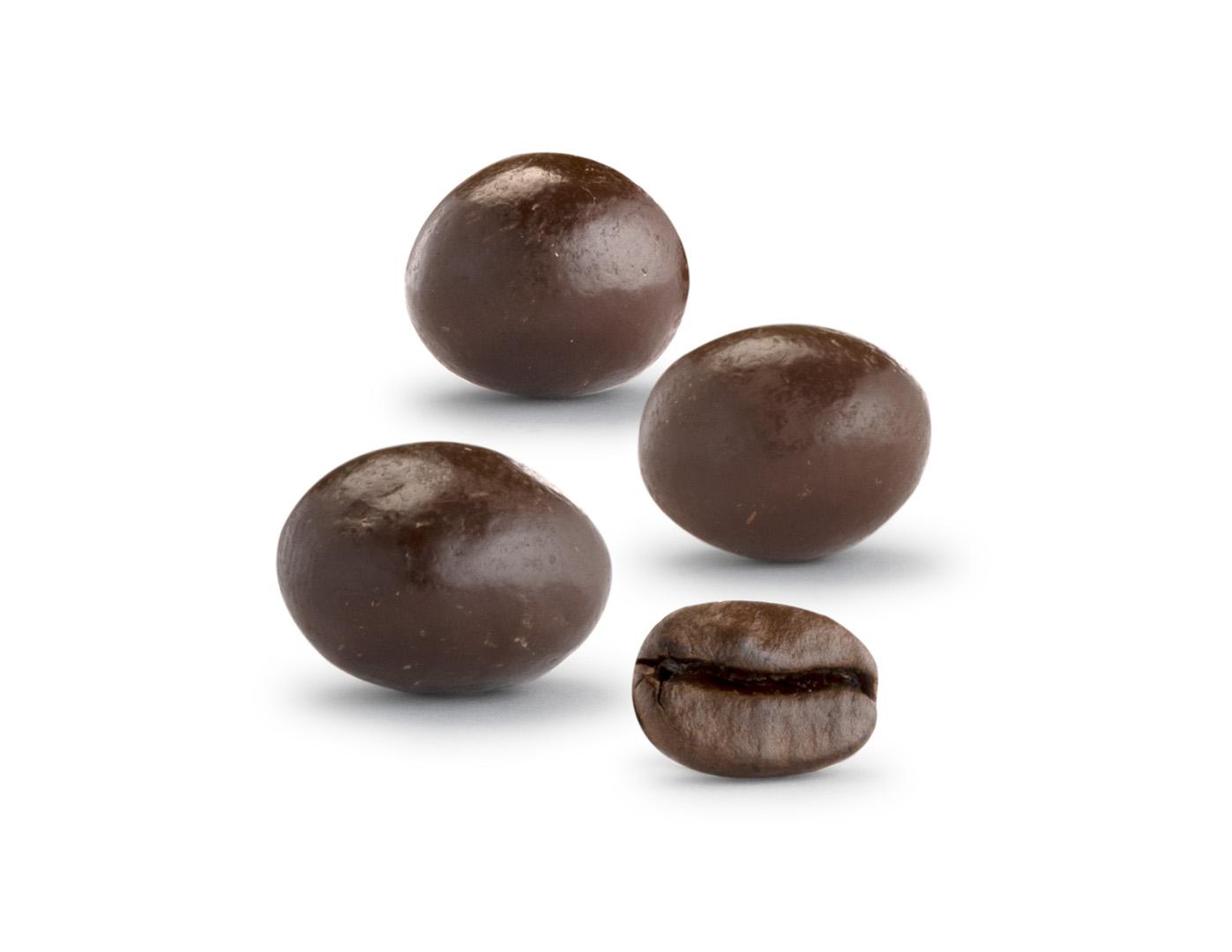 Caffè e  Cioccolato Fondente - Sacchetto 200 g