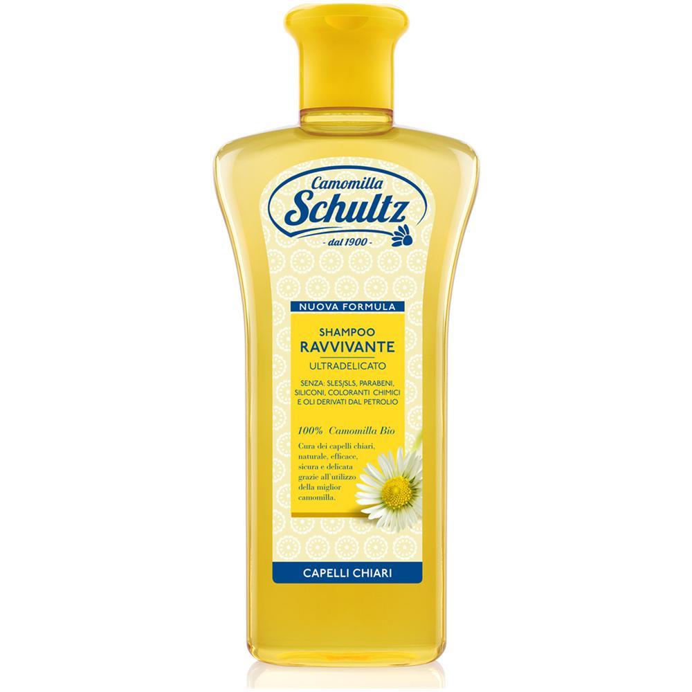 SCHULTZ shampoo ravvivante ultra delicato alla camomilla 250ml