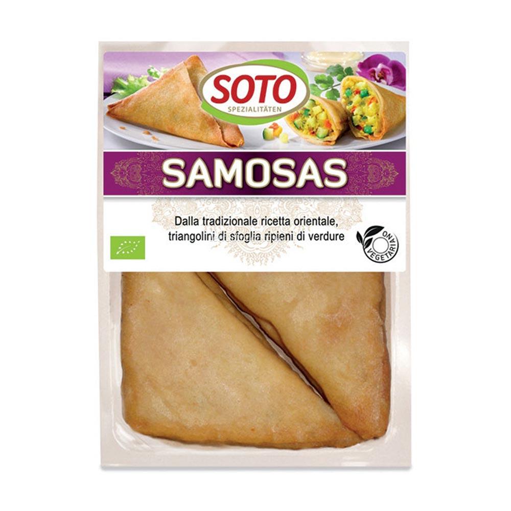 SAMOSAS  250 Gr SOTO