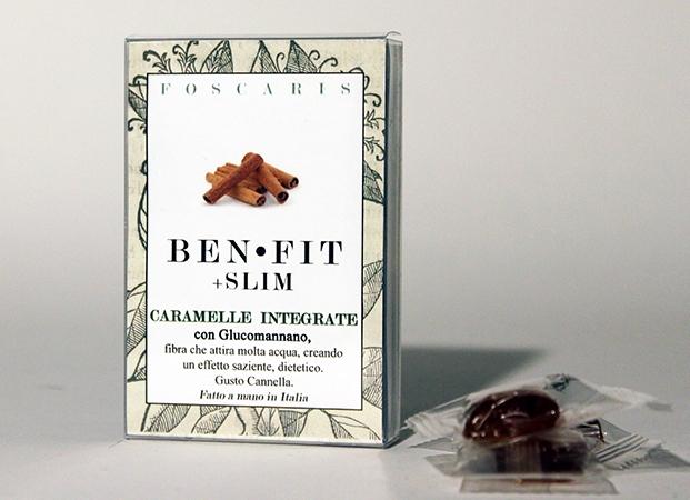 Caramelle Integrate +SLIM Gusto Cannella