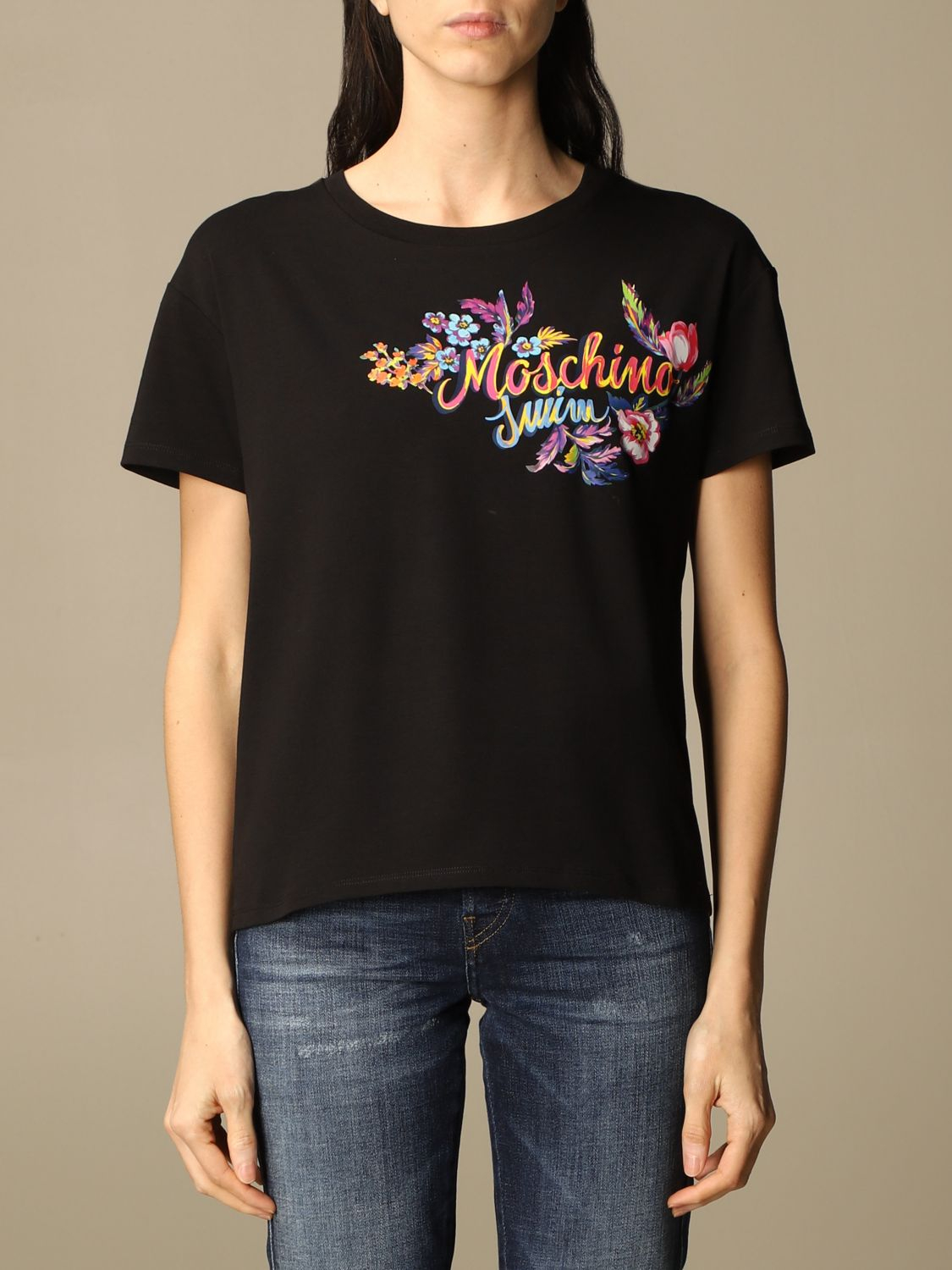 T-shirt moschino swim