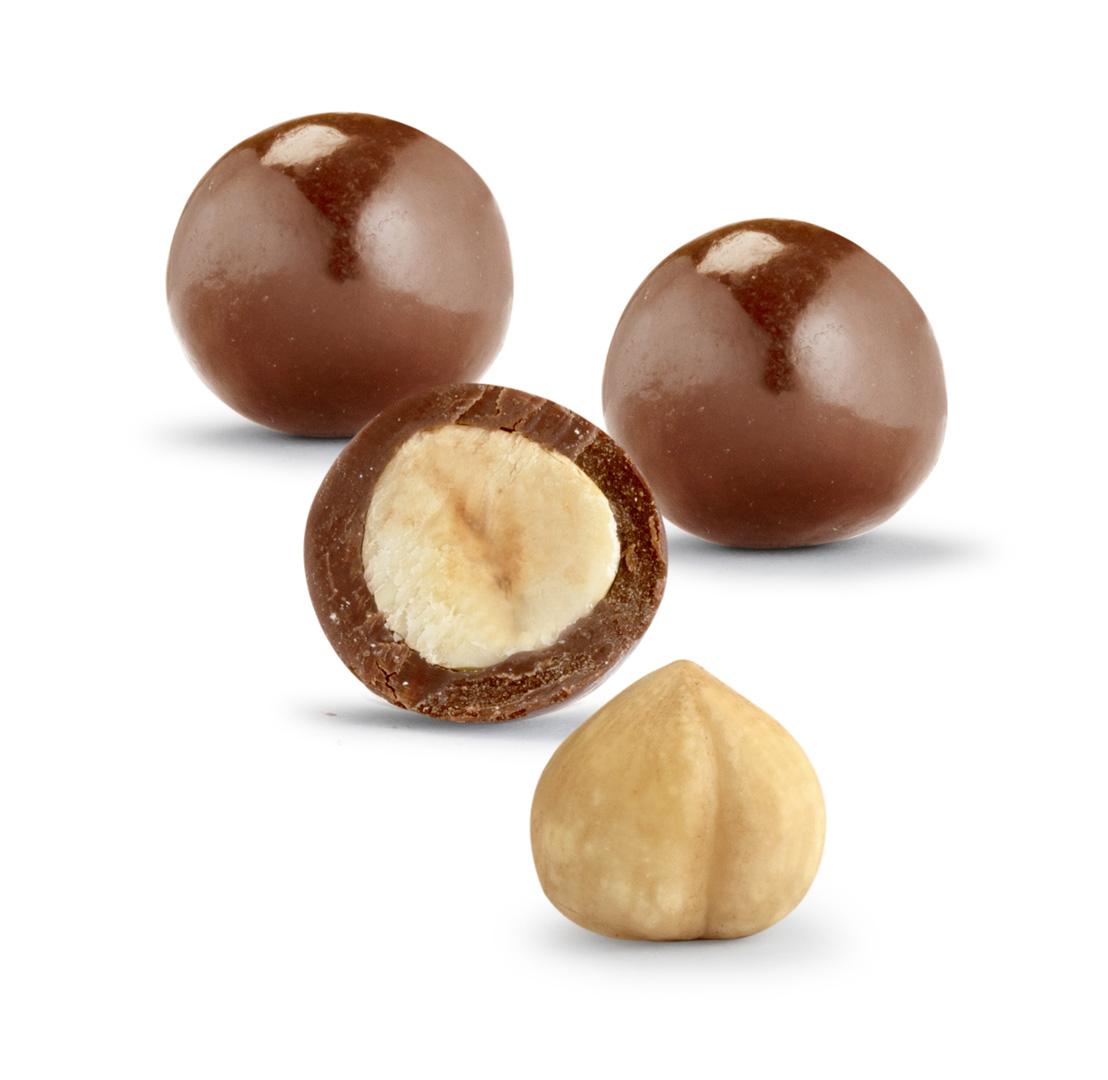 Nocciola  e Cioccolato al Latte - Sacchetto 200 g