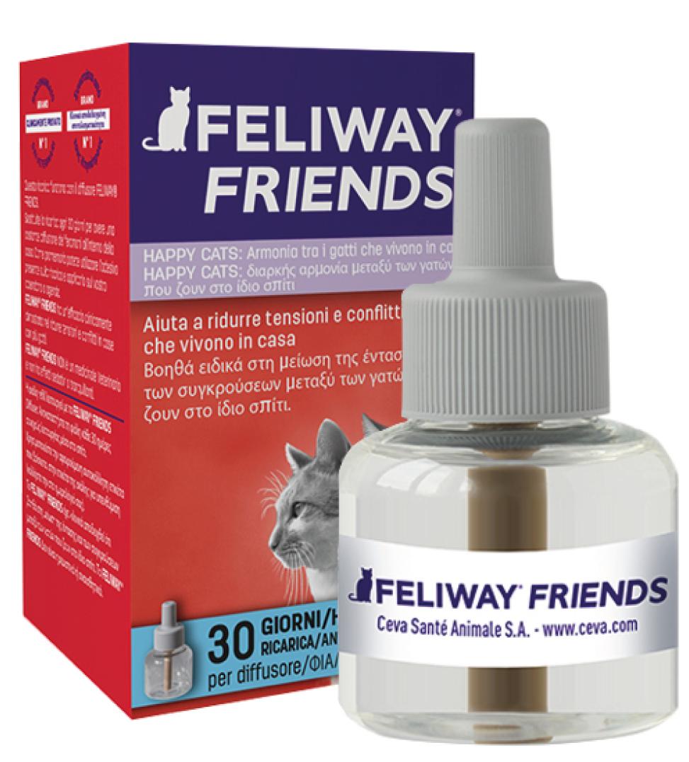 Ceva - Feliway Friends - Ricarica 48ml