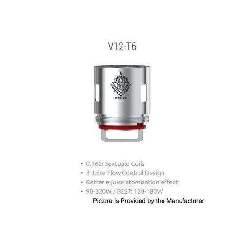 Coil per TFV12 T6 0.17 (3pz)