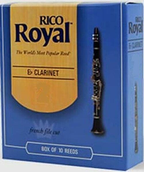 RICO ROYAL ANCIA CLARINETTO MIb 3