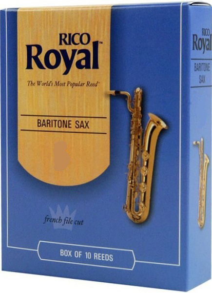 RICO ROYAL ANCIA SAX BARITONO 2,5