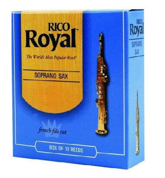 RICO ROYAL ANCIA SAX SOPRANO 3 1/2