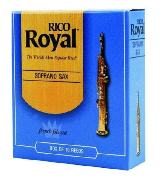 RICO ROYAL ANCIA SAX SOPRANO 4