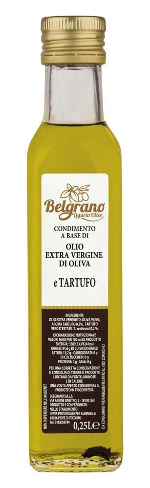 Condimento tartufo 250 ml confezione da 12 pz