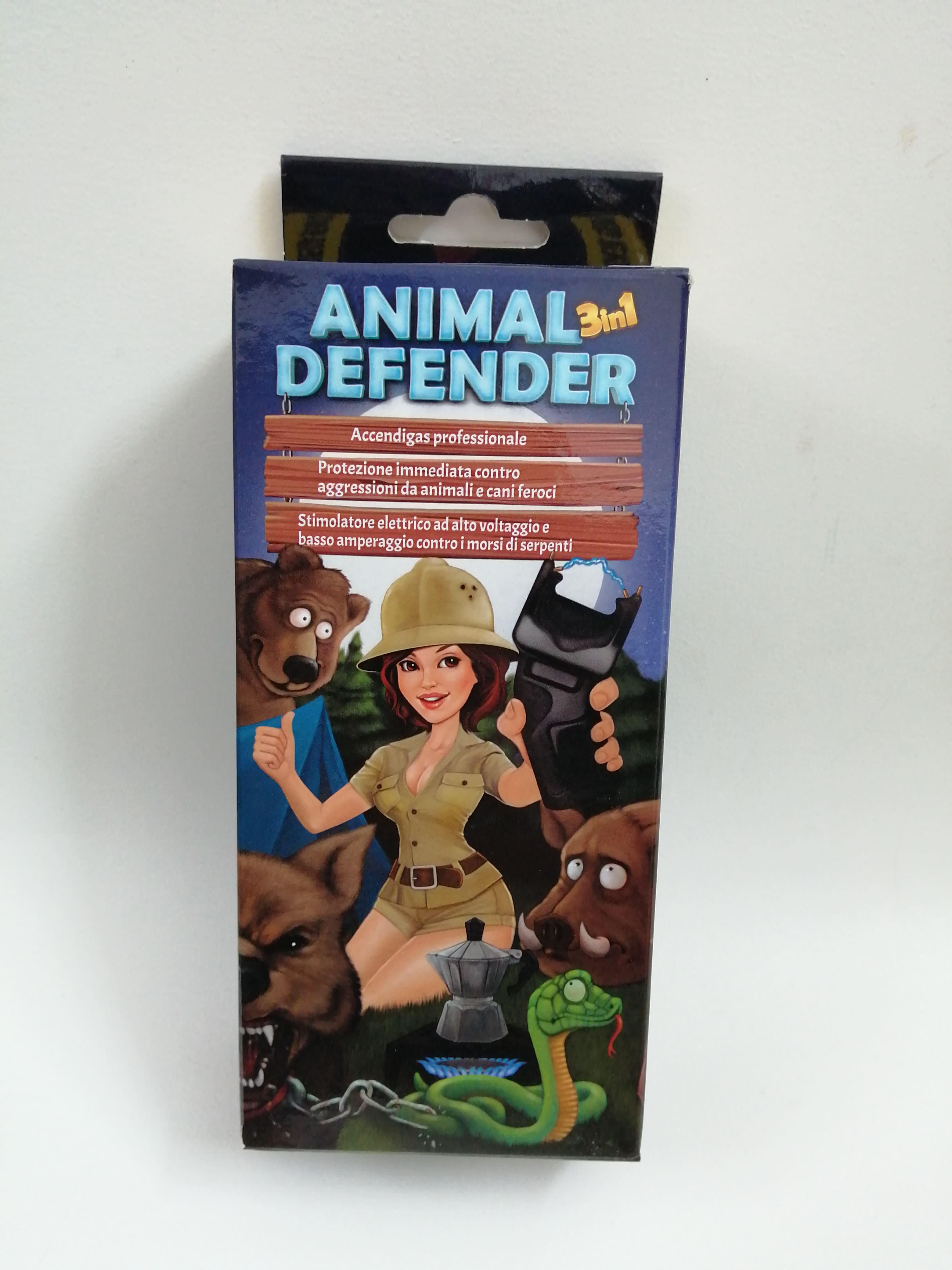 DISSUASORE ELETTRICO ANIMAL DEFENDER