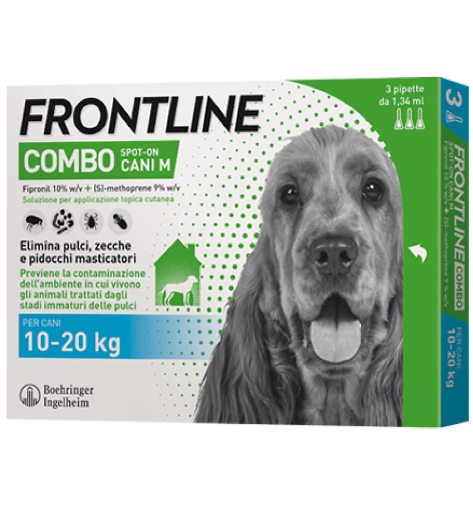 Frontline - Combo - Da 10 a 20 kg