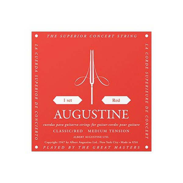 AUGUSTINE  RED LABEL MUTA