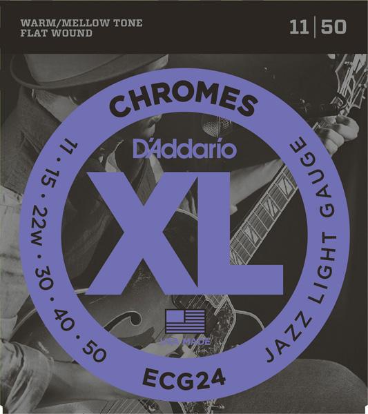 D'ADDARIO MUTA ELETTRICA ECG24 11-50