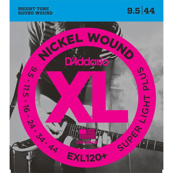 D'ADDARIO MUTA ELETTRICA EXL120+ 09.5-044