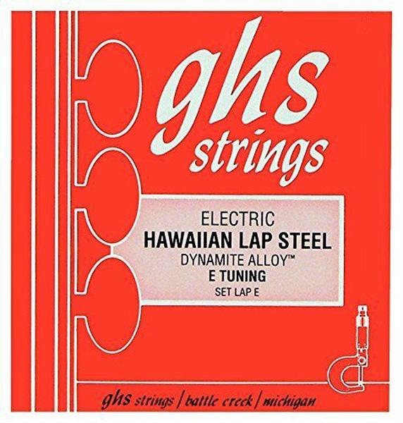 GHS CORDE PER CHITARRA HAWAIANA