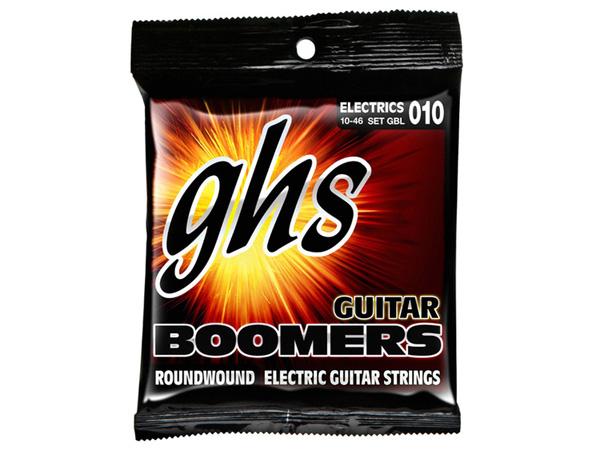 GHS GBL MUTA GUITAR BOOMERS 10 46
