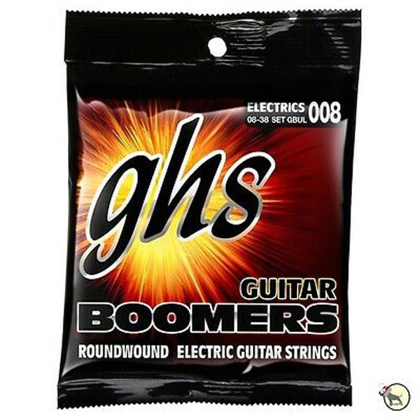 GHS GBUL MUTA GUITAR BOOMERS 8 38