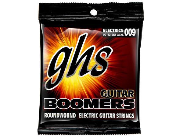 GHS MUTA GUITAR BOOMERS 9 42