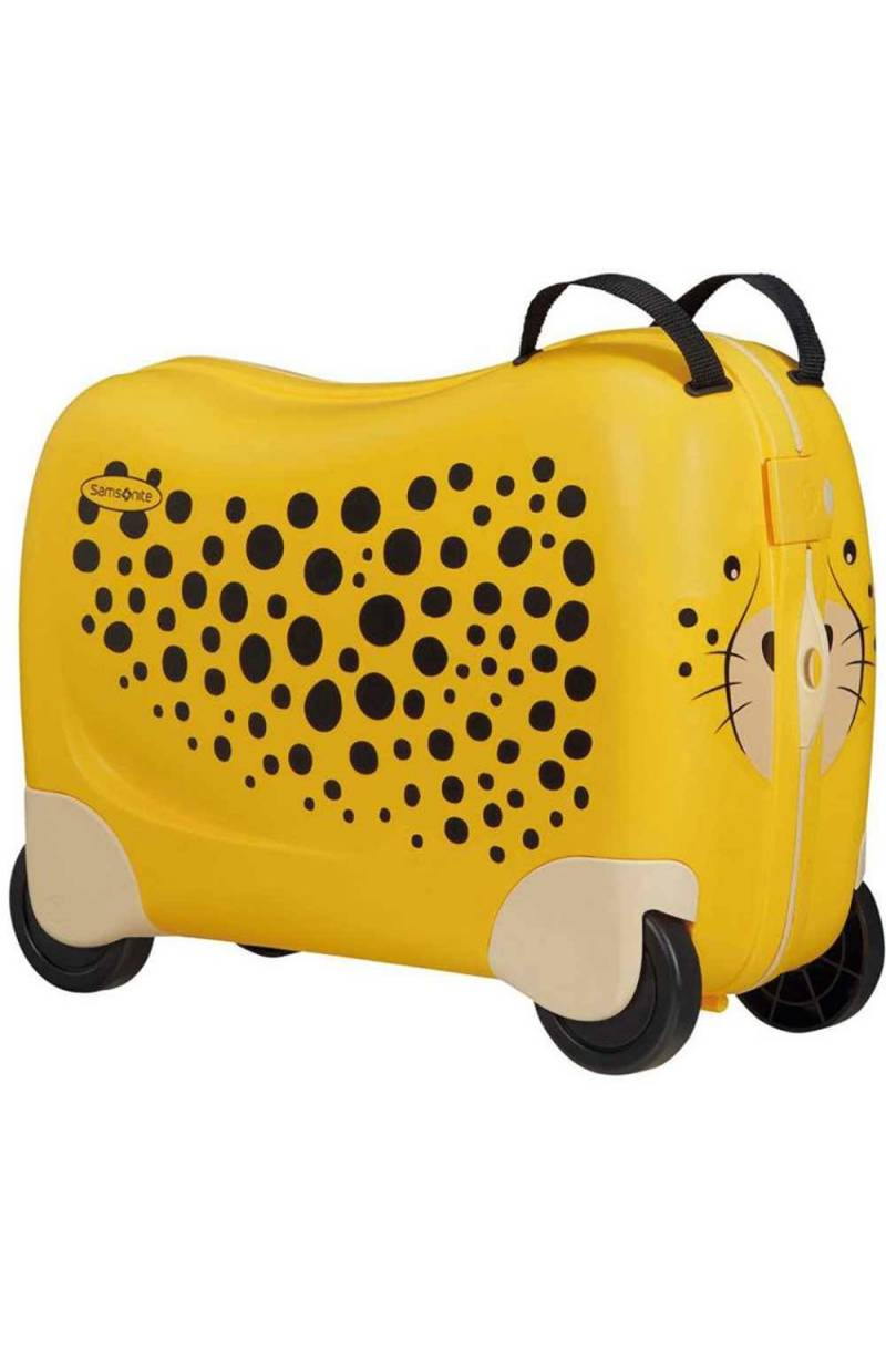 Trolley Kids SAMSONITE DREAM RIDER Ghepardo, bagaglio a mano