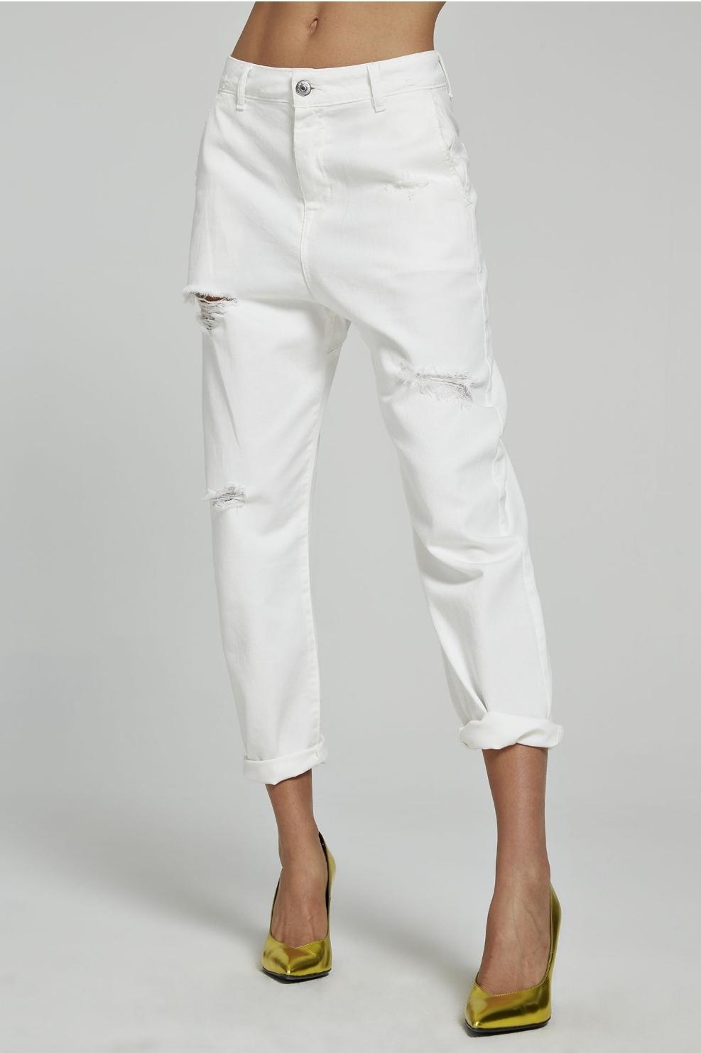 Jeans Over denim bianco Aniye By.