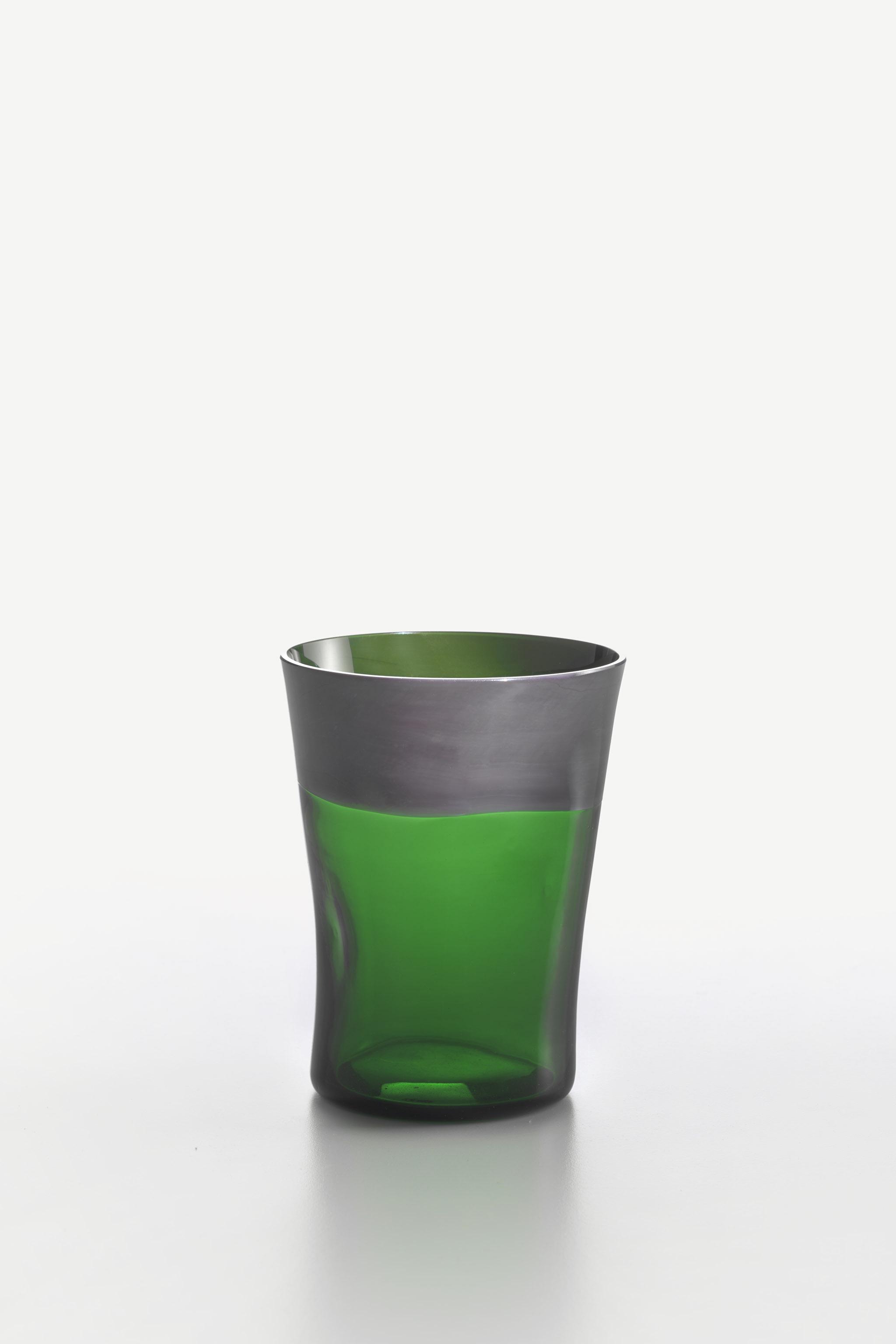 Bicchiere Acqua Dandy Mirtillo Verde