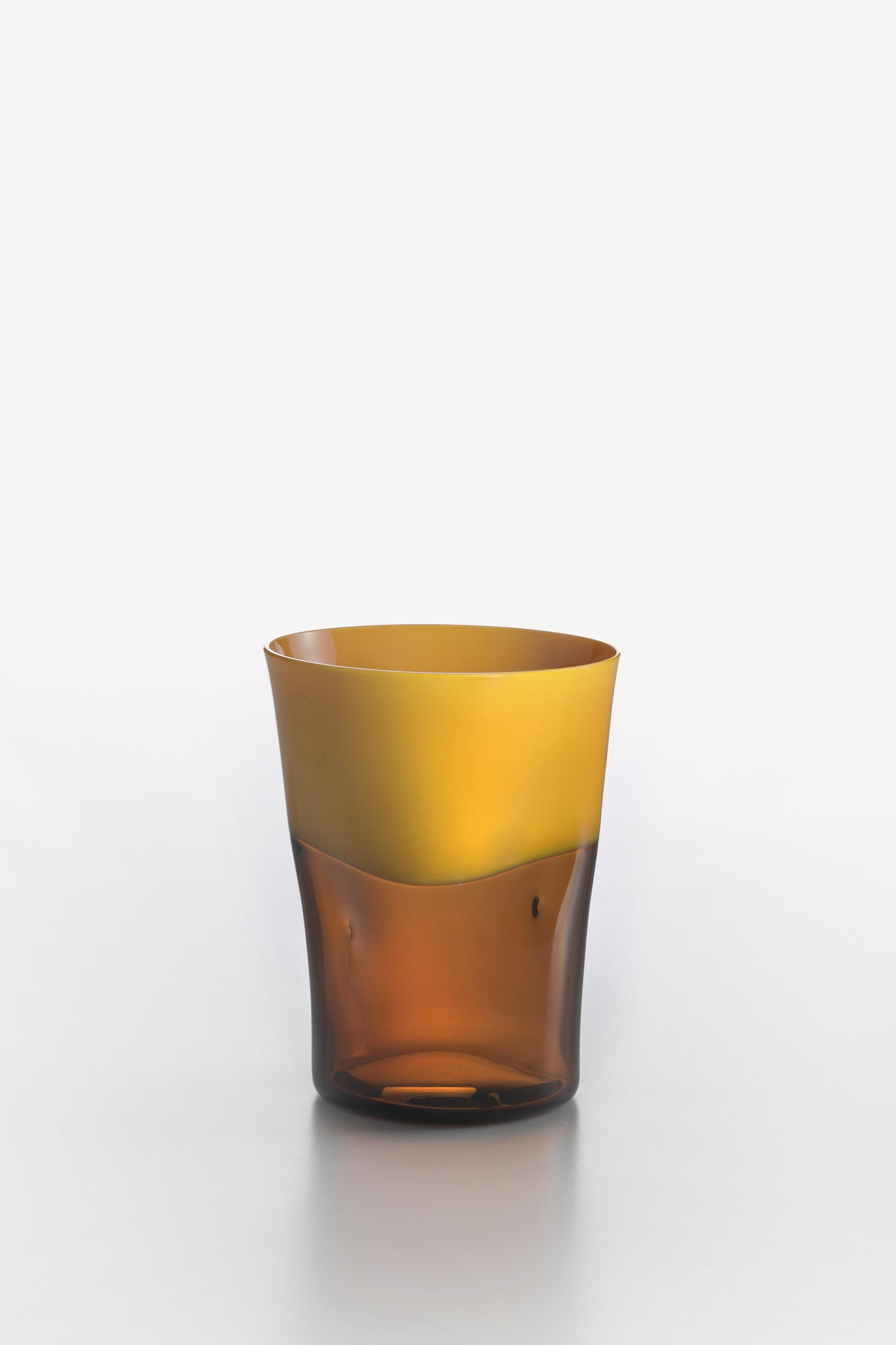 Bicchiere Acqua Dandy Girasole Marron