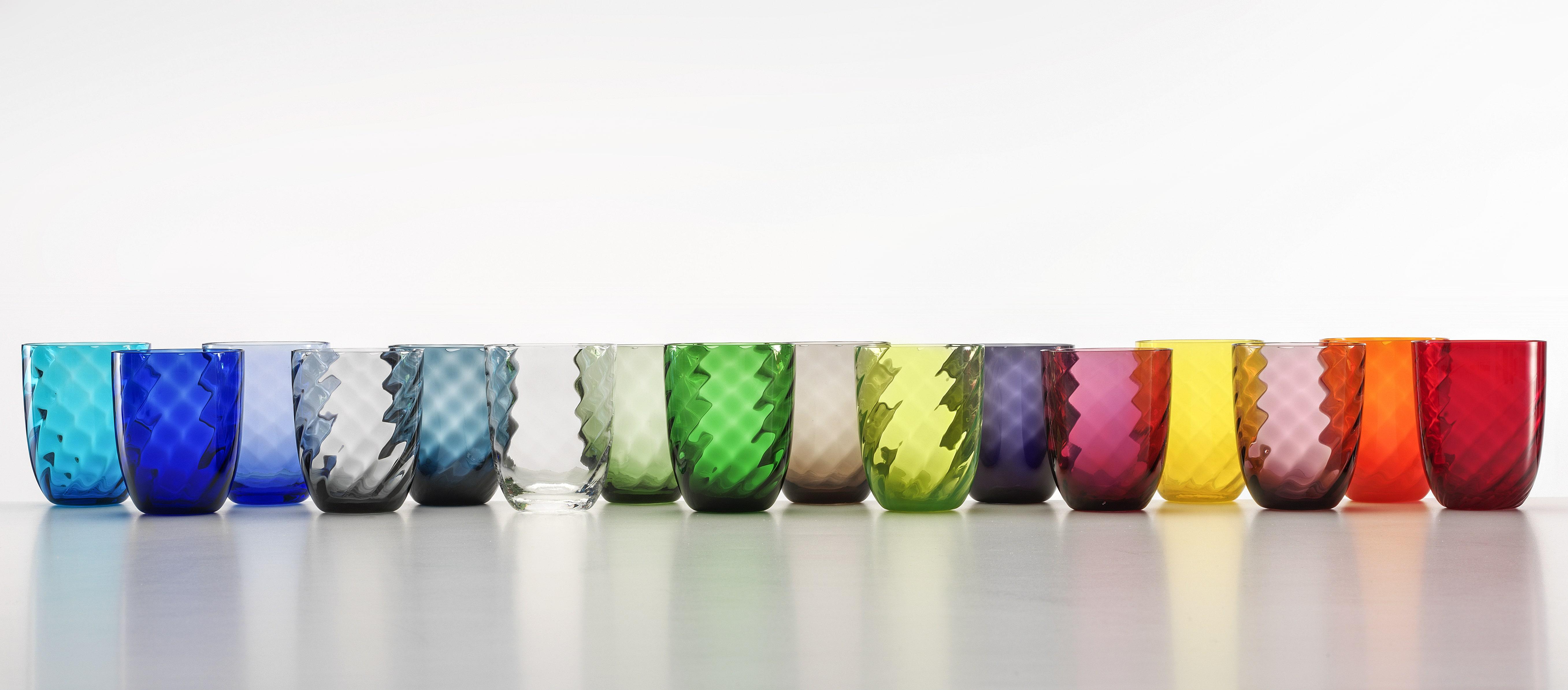 Collezione Bicchieri Ottico Torsè