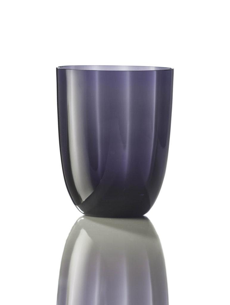 Bicchiere Idra Ottico Pervinca