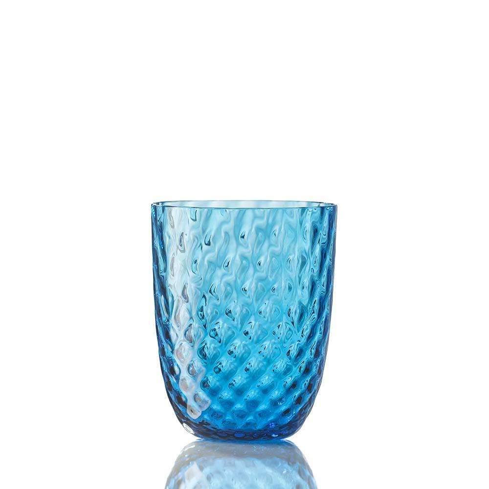 Bicchiere Idra Balloton Turchese