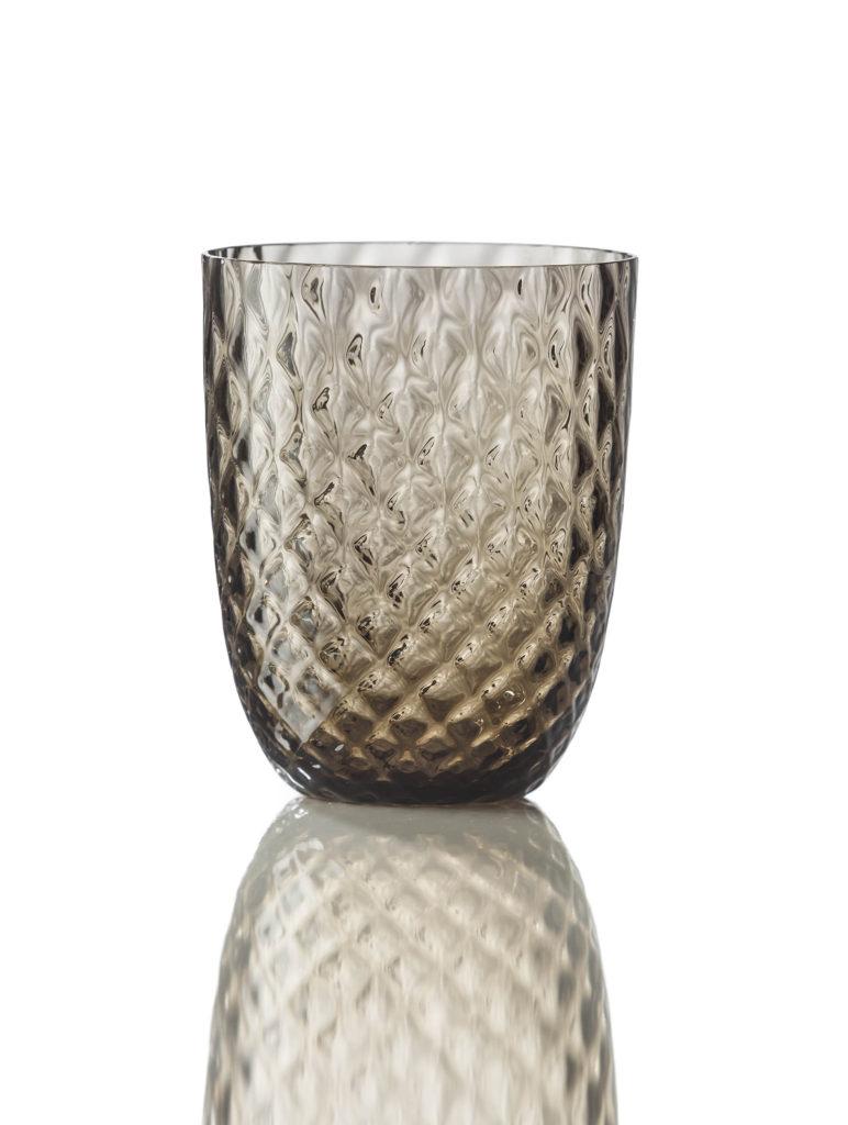 Bicchiere Idra Balloton Marrone