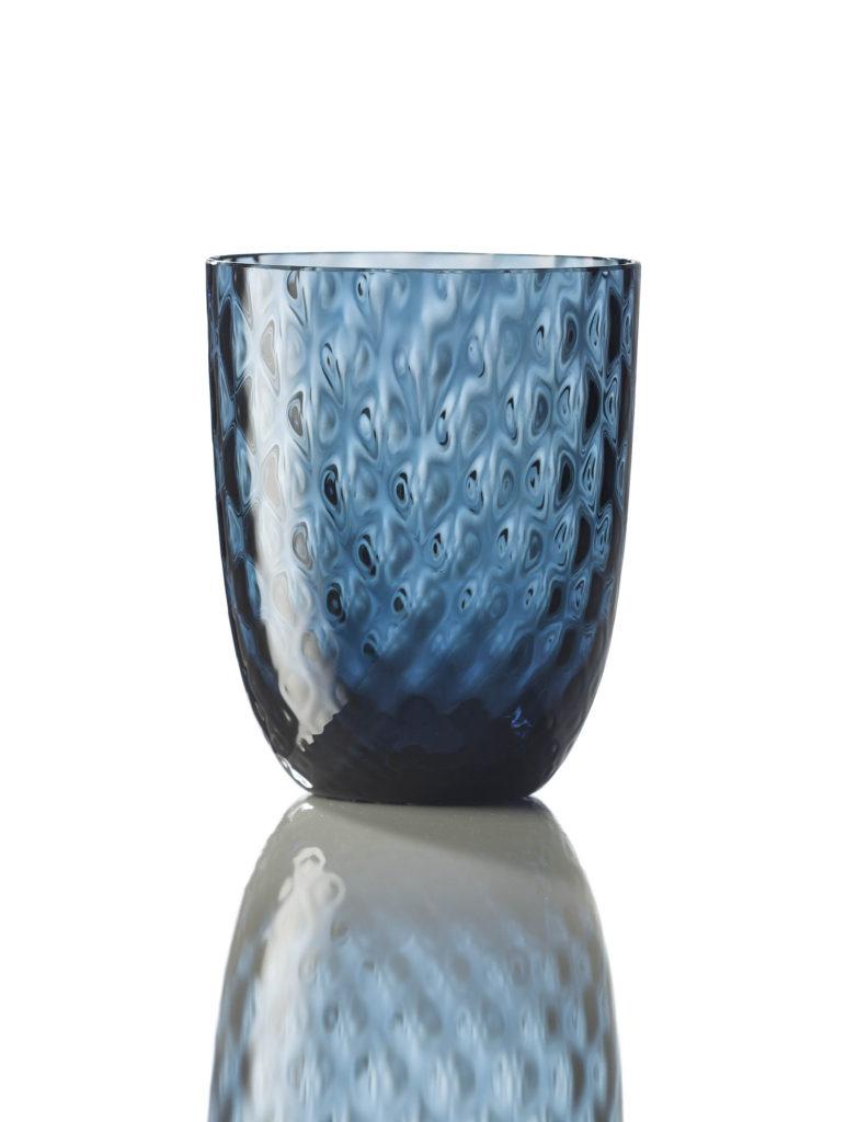 Bicchiere Idra Balloton Blu Avio