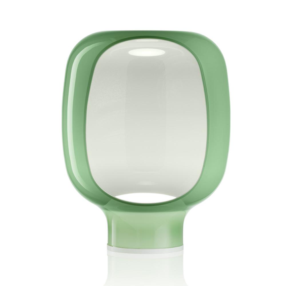 Lamp Technicolor Tall Green Laurel-Grey