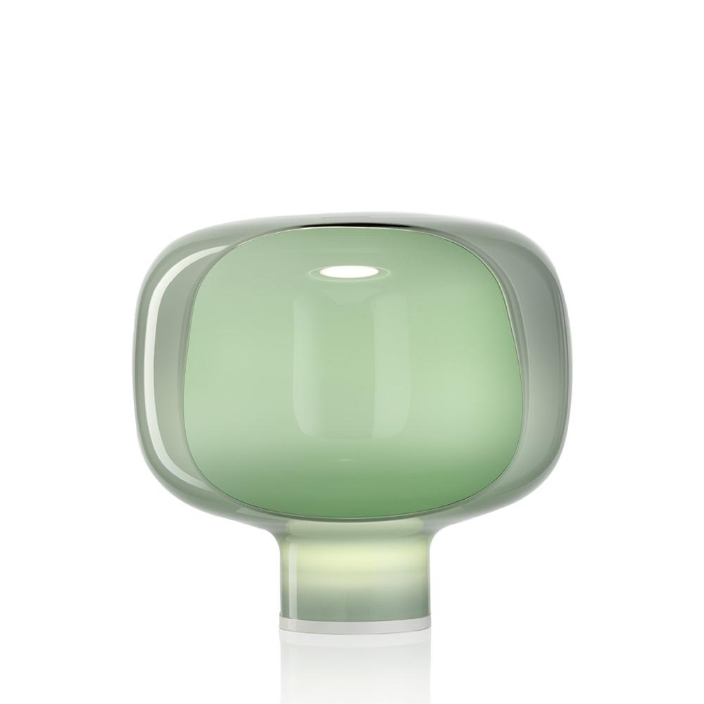 Lampada Technicolor Basso Grigio-Verde Alloro